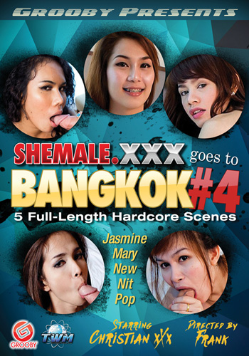 Shemale.xxx goes to Bangkok #4