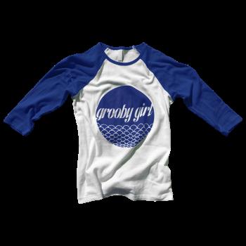 Grooby Girl Baseball Tee