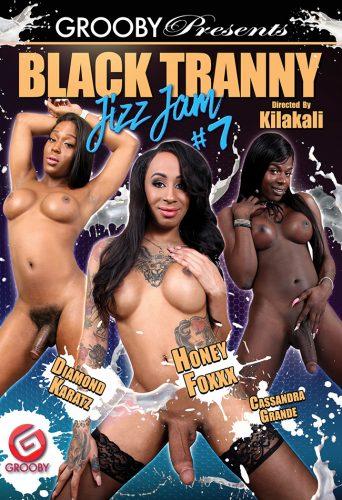 Black Tranny Jizz Jam #7