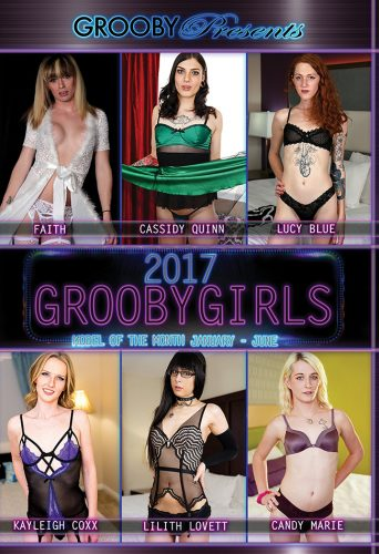Grooby Girls 2017 Model Of The Month #1